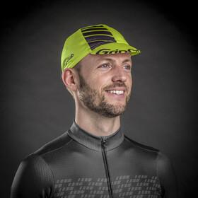 GripGrab Lightweight Summer Cycling Cap yellow hi-vis